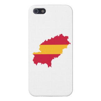 Ibiza map flag Spain iPhone 5 Cover
