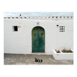 Ibiza Postcard