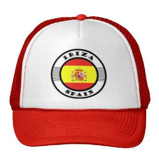 Ibiza Spain Trucker Hats