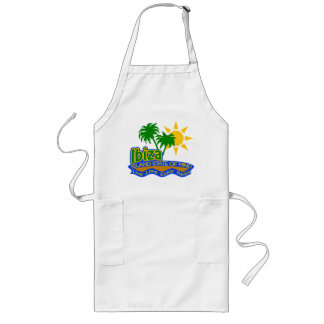 Ibiza State of Mind apron - choose style, color