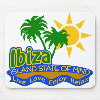 Ibiza State of Mind mousepad