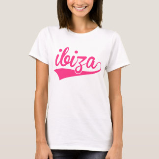 Ibiza Text 2 T-Shirt