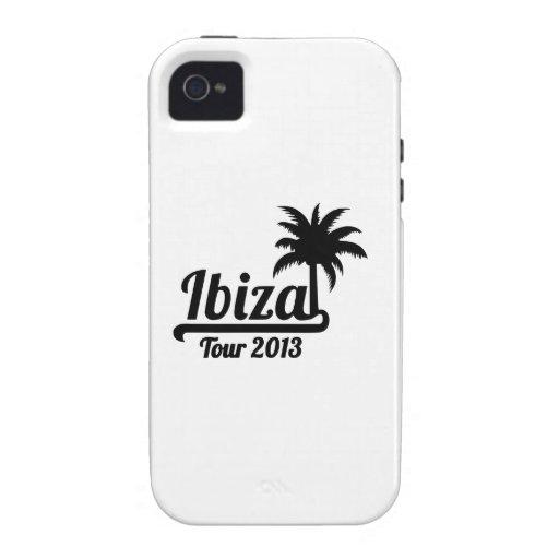 Ibiza Tour 2013 Case-Mate iPhone 4 Covers