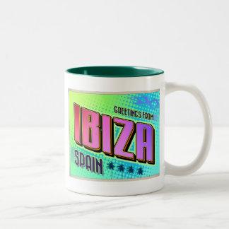 IBIZA Two-Tone COFFEE MUG