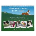 Ibizan Hound Central 2012 Calendar calendar