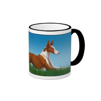 Ibizan Hound Central Mug