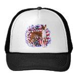 Ibizan Hound Patriot Mesh Hat
