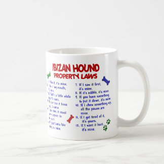 IBIZAN HOUND PL2 COFFEE MUG
