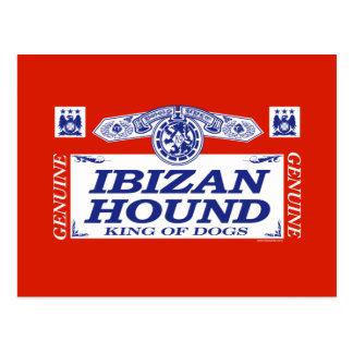 Ibizan Hound Postcard