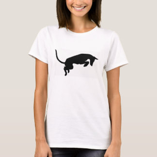 Ibizan Hound T Shirt Designed by Caroline Howlett