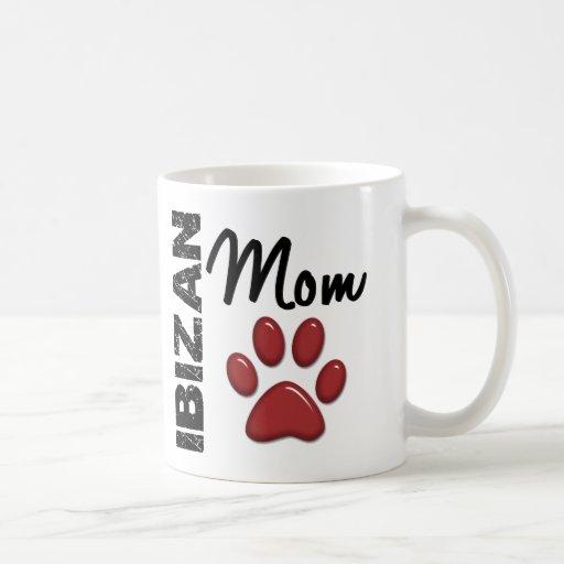 Ibizan Mom 2 Classic White Coffee Mug