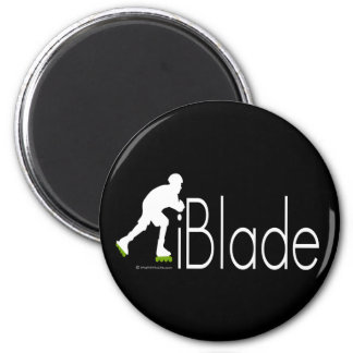 iblade 2 inch round magnet