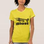 iBlast Camiseta