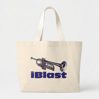 iBlast Large Tote Bag