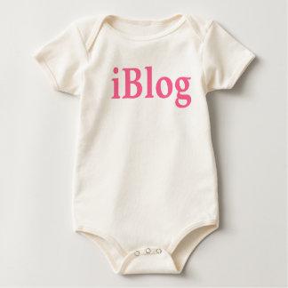 iBlog onesy Baby Bodysuit