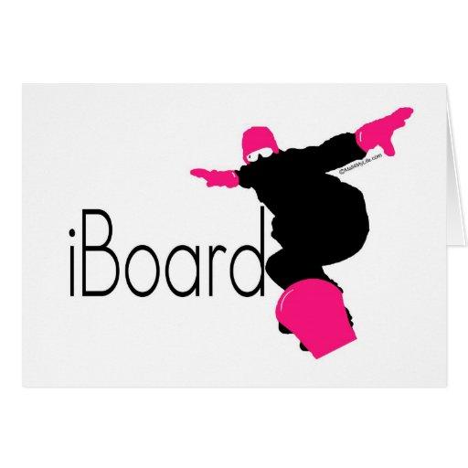 iBoard Card