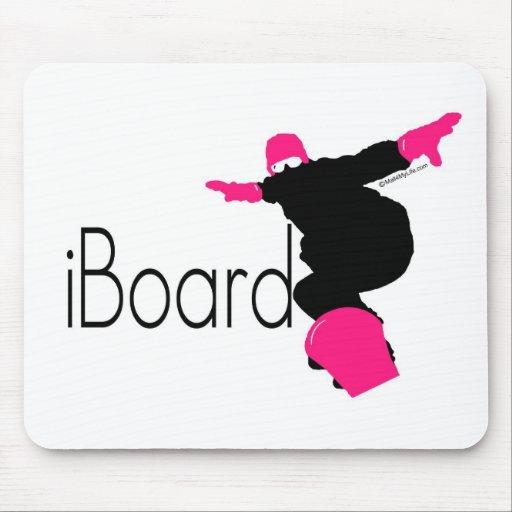 iBoard Tapete De Ratón