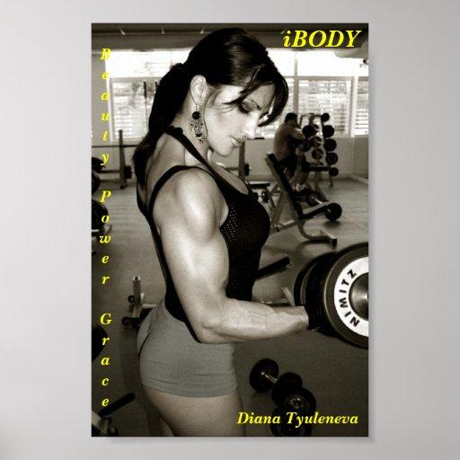 iBODY Diana Tyuleneva BPG Poster