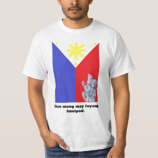 Ibon Mang May Layang Lumipad T-Shirt