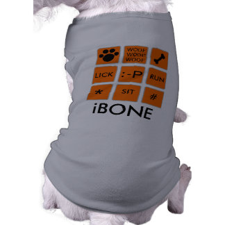 iBONE: Smart Dog T-Shirt
