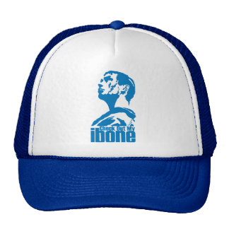 ibone trucker hat