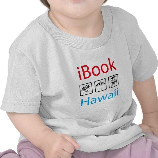 iBook Hawai Camiseta