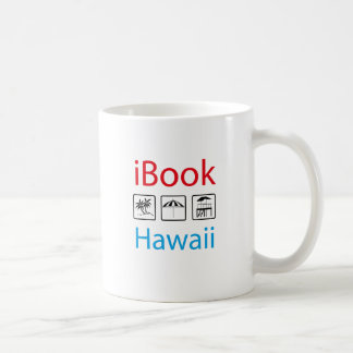 iBook Hawaii Coffee Mug