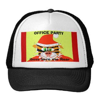 , iboss here me Roar, OFFICE PARTY Trucker Hat