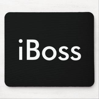 iBoss mousepad