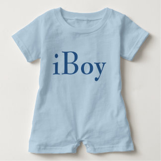 iBoy Onsie - Customized Baby Romper