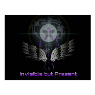 IBP Exclusive Chariot Awareness Postcard