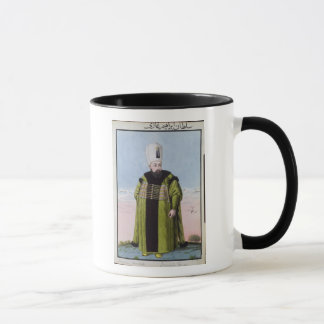 Ibrahim (1615-48) Sultan 1640-48, from 'A Series o Mug