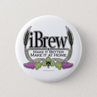 iBrew Beer and Wine Button