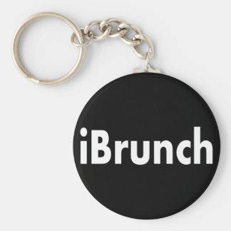 iBrunch Keychain