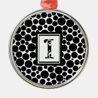 Ibubble Metal Ornament