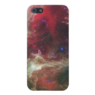 IC 1848 Soul Nebula star forming Cover For iPhone SE/5/5s