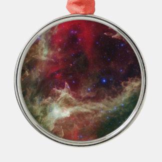 IC 1848 Soul Nebula star forming Metal Ornament