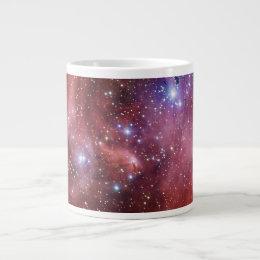 IC 2944 Running Chicken Nebula Lambda Cen Nebula Giant Coffee Mug