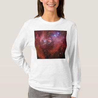 IC 2944 Running Chicken Nebula Lambda Cen Nebula T-Shirt