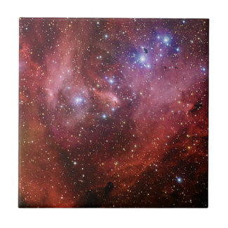 IC 2944 Running Chicken Nebula Lambda Cen Nebula Tile