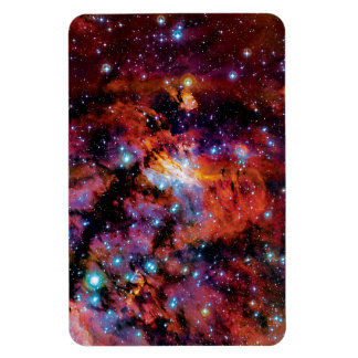 IC 4628 Prawn Nebula - Colorful Outer Space Photo Magnet