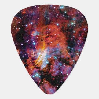 IC 4628 Prawn Nebula Guitar Pick