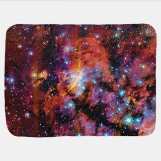 IC 4628 Prawn Nebula Receiving Blanket