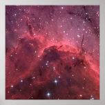 IC 5067: Primer de la nebulosa de la emisión Posters
