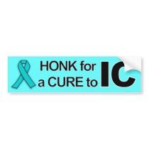 IC bumper sticker