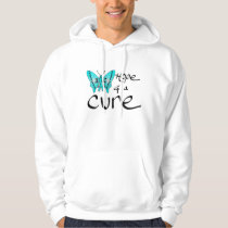 IC Butterfly Hope 4 a Cure Hoodie