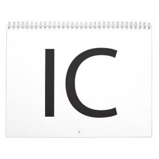 IC WALL CALENDARS