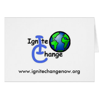 IC Logo Blank Card