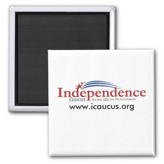 IC logo, www.icaucus.org Magnet