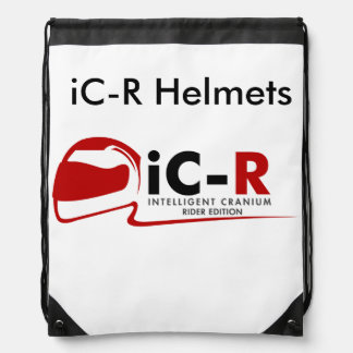 iC-R Custom Drawstring Backpack
